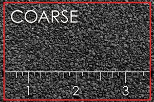image of coarse blast media